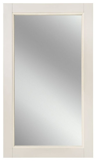 Wakefield Ivory Painted Rectangular Wall Mirror