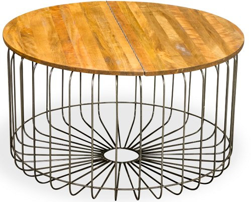 BELLA MANGO COFFEE TABLE