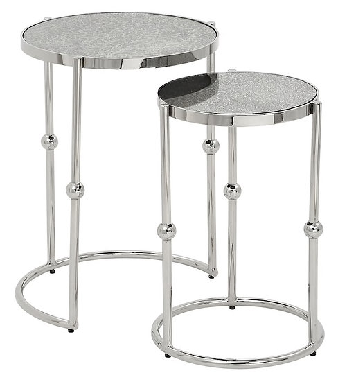 RENNES TWO PIECE NESTING TABLE