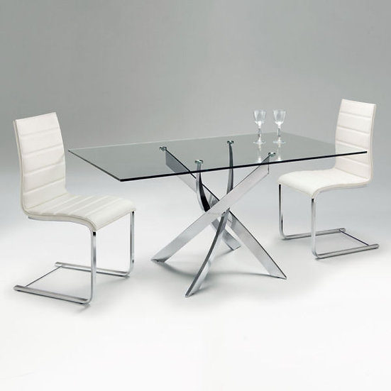 CLUSTER DINING TABLE