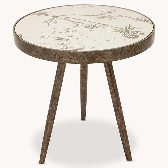 WALTHAM TRAY TABLE WITH COW PARSLEY PATTERN