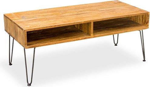ROYSTON MANGO CONSOLE TABLE