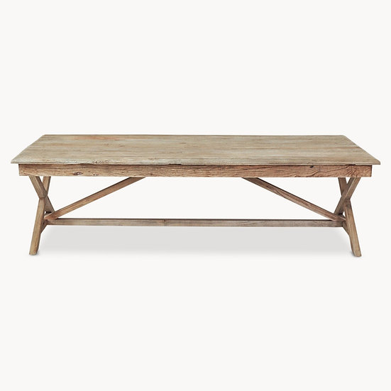 WOODCROFT PINE COFFEE TABLE