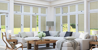 Perfect fit blinds at Paul Edwards Interiors