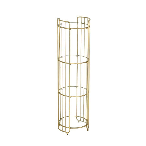 GABRIELLA ROUND SHELF UNIT