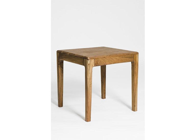 Byron Acacia Wood End Table