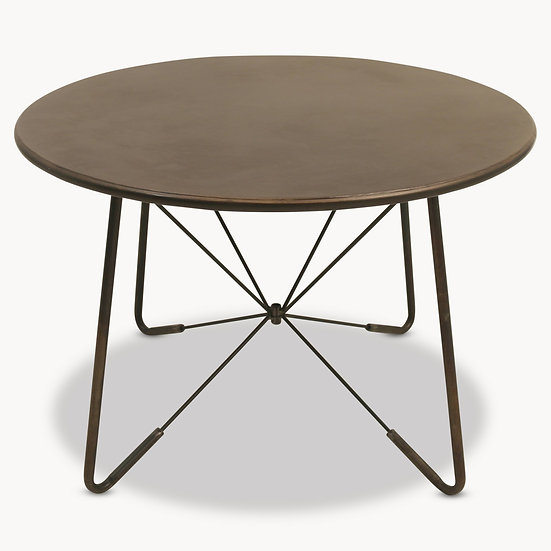 GRANVILLE ROUND METAL TABLE