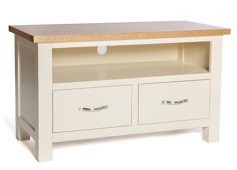 YASMIN PAINTED IVORY TV UNIT
