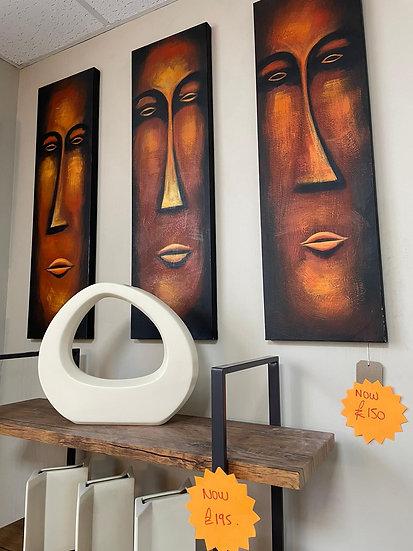 Set of Three Wall Art