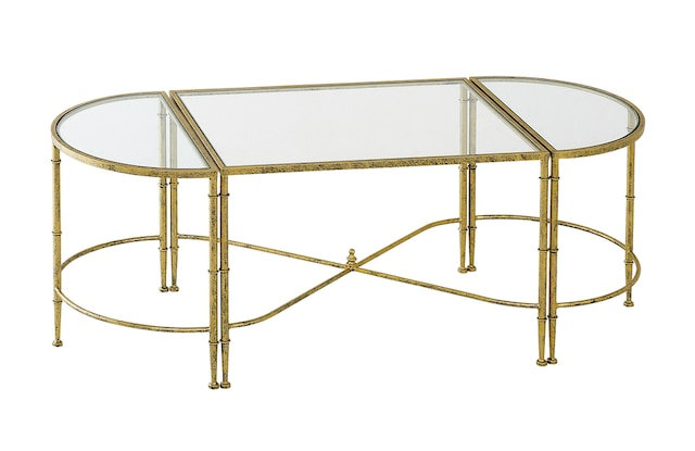 ANDRIA COFFEE TABLE SET