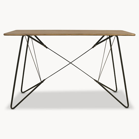 GRANVILLE RECTANGULAR METAL TABLE