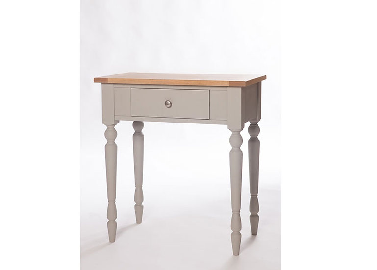Avoca Painted 1 Drawer Small Console Table