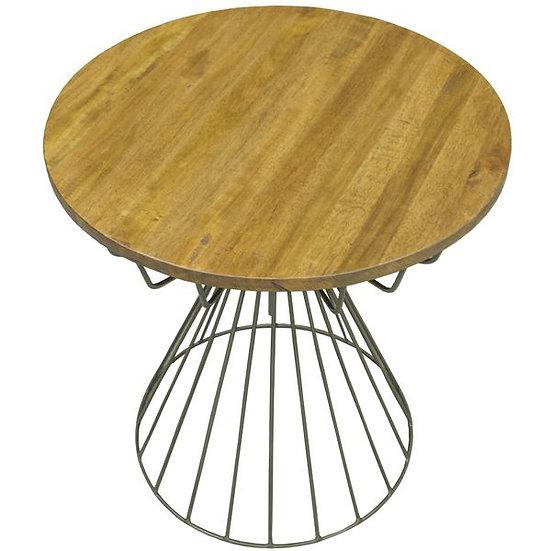 BELLA MANGO SIDE TABLE