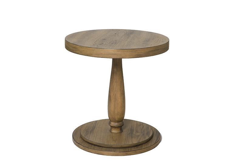 ROYALE OAK WINE TABLE