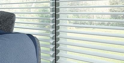 Visage blinds at Paul Edwards Interiors