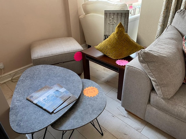 Duo Nest of Tables