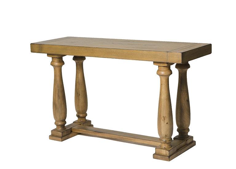 ROYALE OAK CONSOLE TABLE