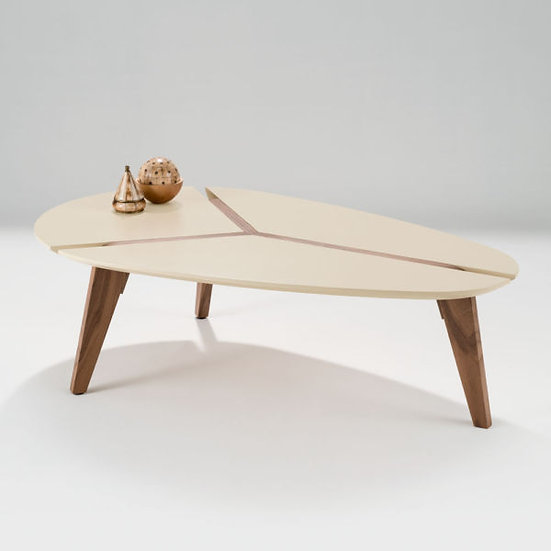 PUNTARA TEARDROP COFFEE TABLE