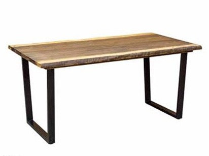 RICHARD NATURAL EDGE DINING TABLE 4-6 SEATER