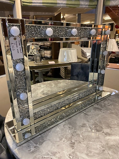 Dressing Table Mantle Mirror