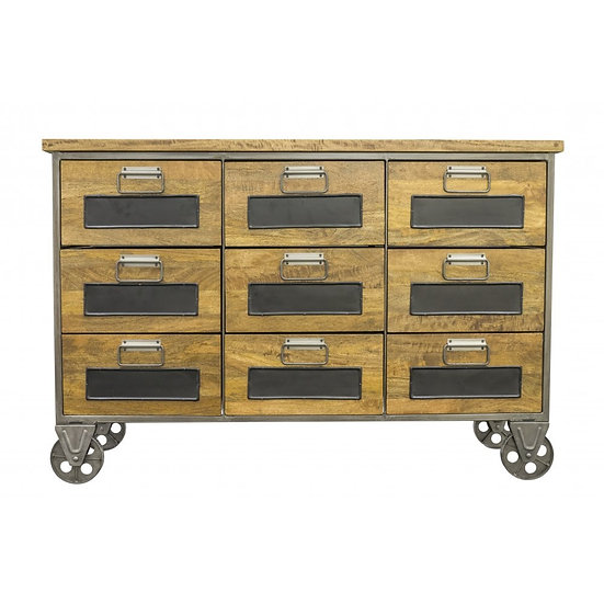 ROSCOE 9 DRAWER STORAGE CHEST