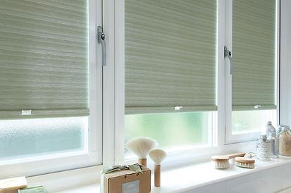 Intu blinds at Paul Edwards Interiors