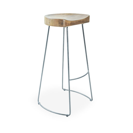 BELLA MANGO BAR STOOL