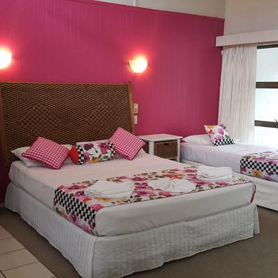 Cabana Room