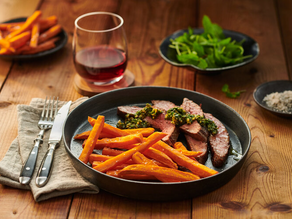 Edgell Sweet Potato Chips - Delivering on taste, crunch and hold