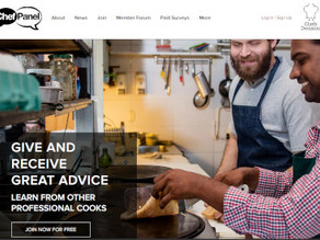 New ChefPanel Site is live!