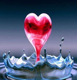 HEART ATTACK & WATER -- WHO KNEW!