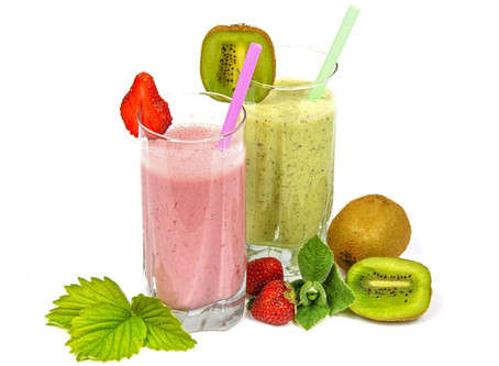Juicing to Improve Health