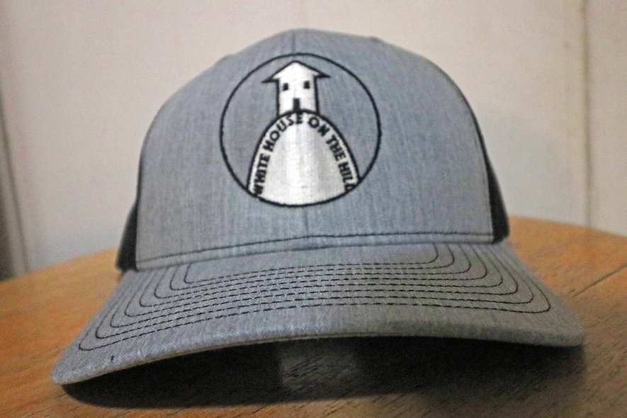 Trucker Hat (Gray/Black)