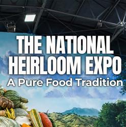 2019 National Heirloom Expo