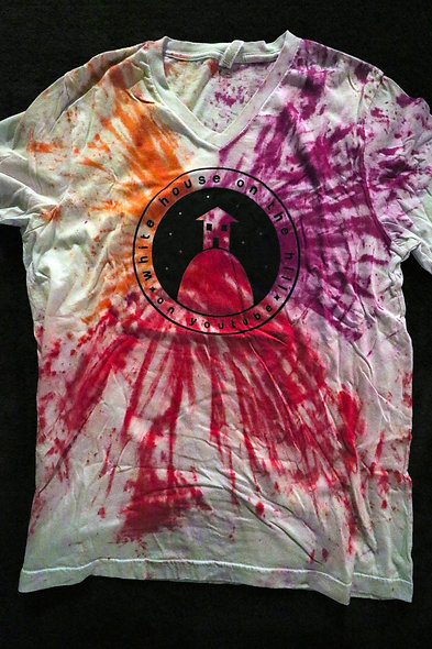 Men's Hand-painted Tee (23)