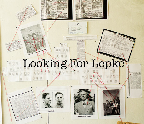 Looking for Lepke