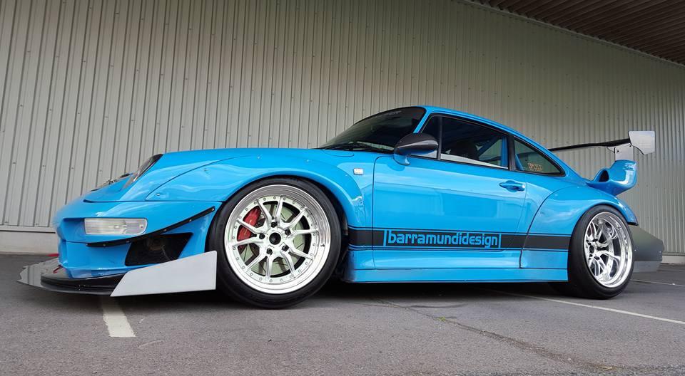 993 Turbo s