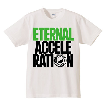T shirt ETERNAL ACCELERATION