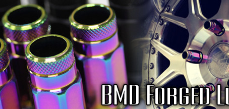 BMD Forged Lug Nut シリ-ズ