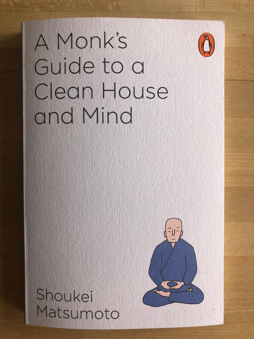 En Place - A Monk's Guide to a Clean House and Mind