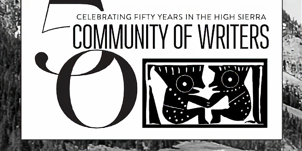 Fiction Workshop: July 11 – 17 , 2021 in the Virtual Valley