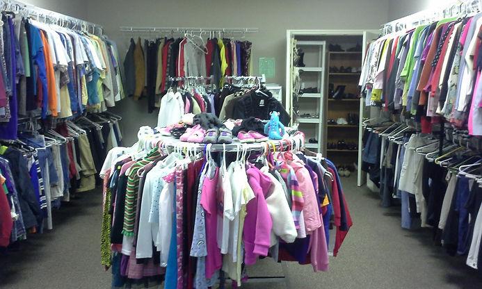Bethany Baptist Clothes Closet