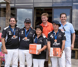 Premiación Copa Polo Sur