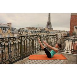 Pilates in Paris