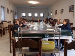 Bimbi Bielorussi a tavola