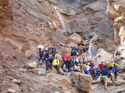 Gruppo ragazzi Pianta al Canyon