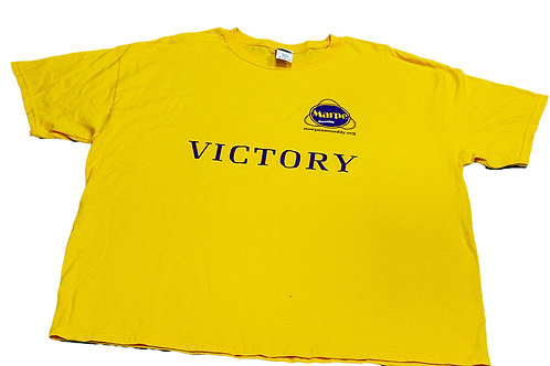 Yellow Victory T-shirt