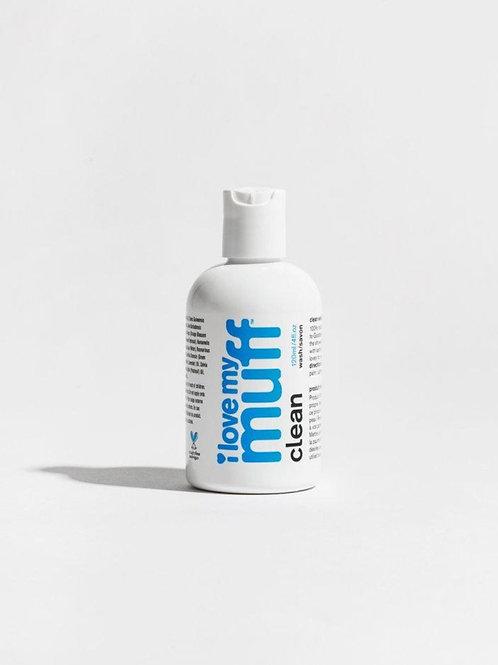 Muff BLUE CLEAN: WASH
