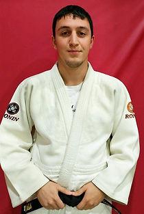 SEMPAI BORUCH PALTIEL JUDO -Shodan  US National Junior Medalist