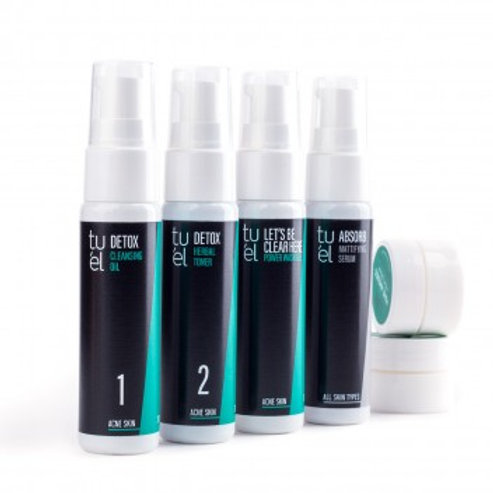 Acne Skin Travel Pack